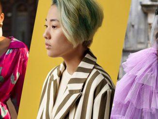 潘通2022春夏季伦敦时装周流行色趋势报告